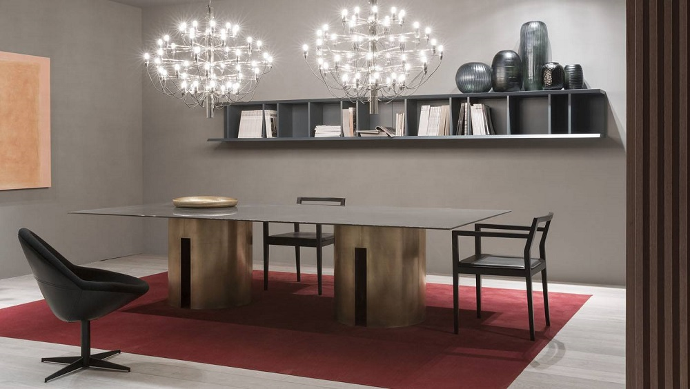 Vendita tavoli e sedie design a meda milano proserpio for Tavoli design milano